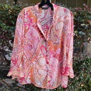 Investment Blouse